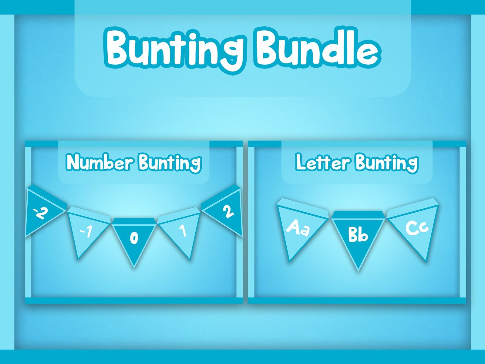 Bunting Bundle