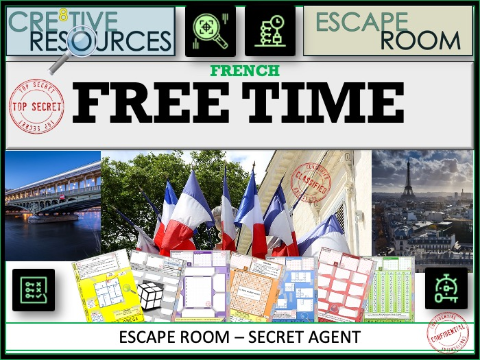 Free Time - French Escape Room