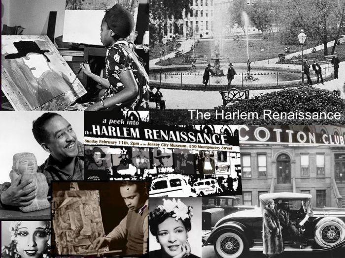 HARLEM RENAISSANCE African American SHOW + TEST art music lit theater