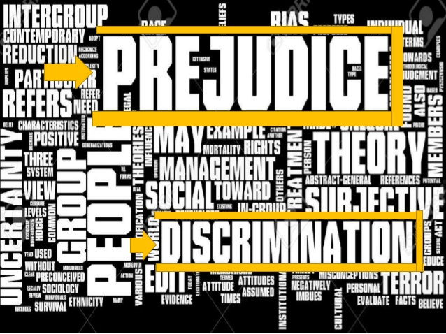 Lesson 1 - Introduction to Prejudice and Discrimination (Pre-GCSE SOW on Religion and Equality)