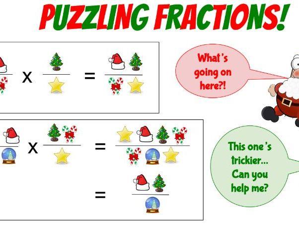 Festive Fractions!