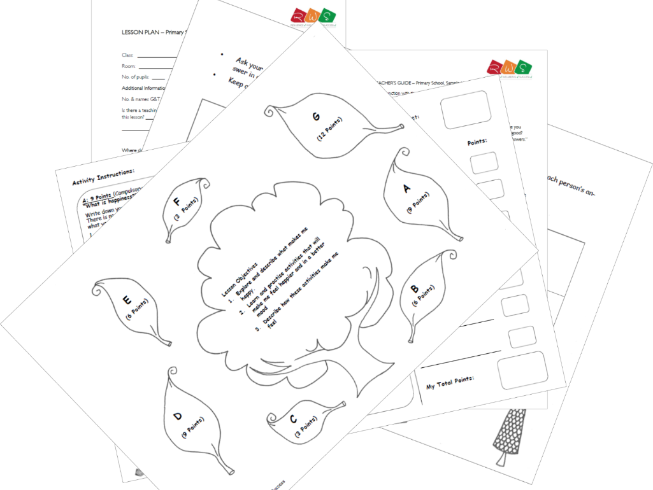 Free KS2 Lesson Resources - Character Education | Positive Education