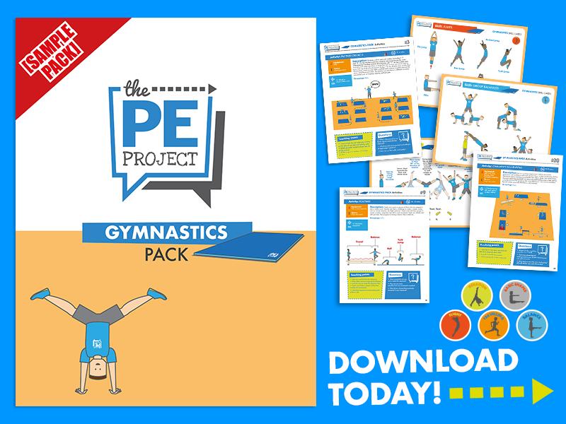 FREE: Gymnastics Pack Sample