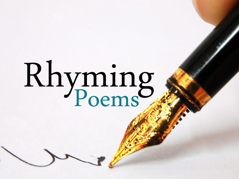Rhyming Poetry Lesson