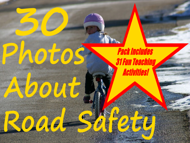 Road Safety Week using PowerPoint + 31 Different Ways Of Using This Resource In The Classroom