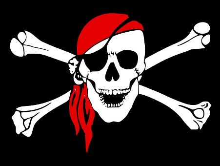 Pirates Visual Story Prompts - Creative Writing Using All 5 Senses