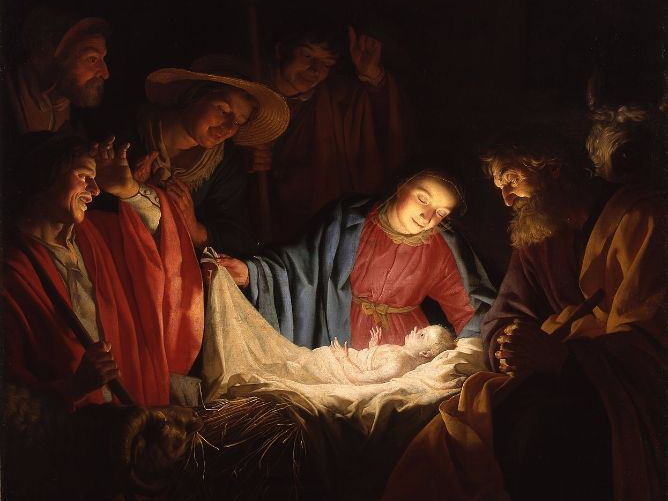 Jesus, good above all other (Quem pastores laudavere)
