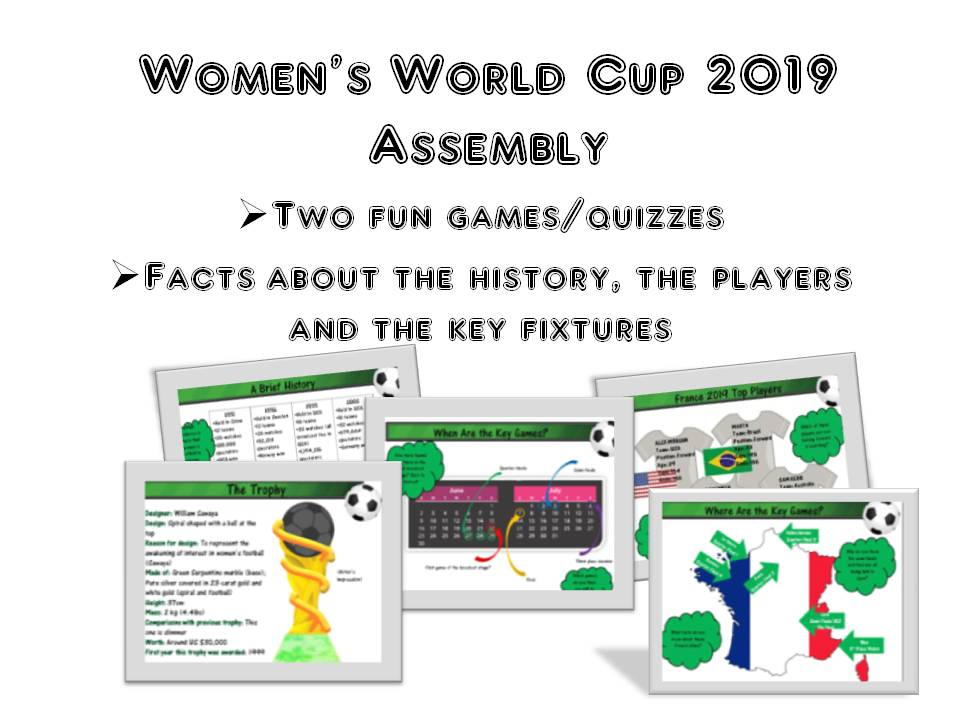 Women's World Cup 2019 Assembly