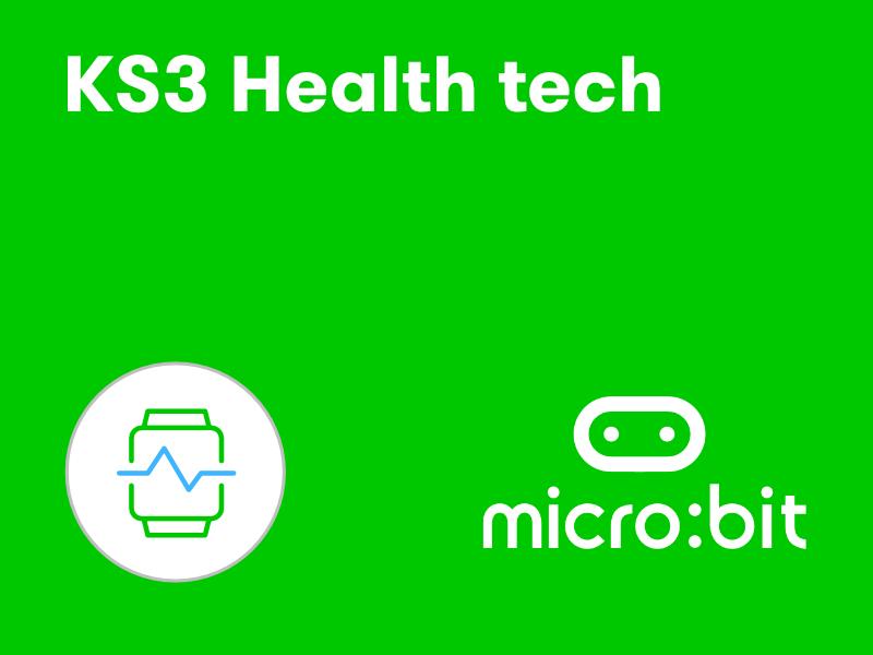 KS3 micro:bit health tech