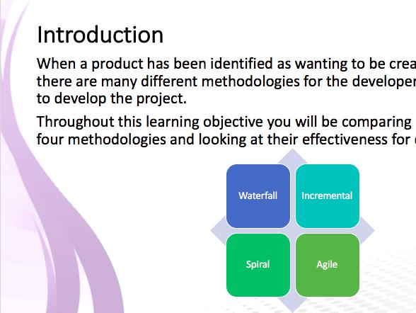 Unit 9 - Product Development 2016 (M1)