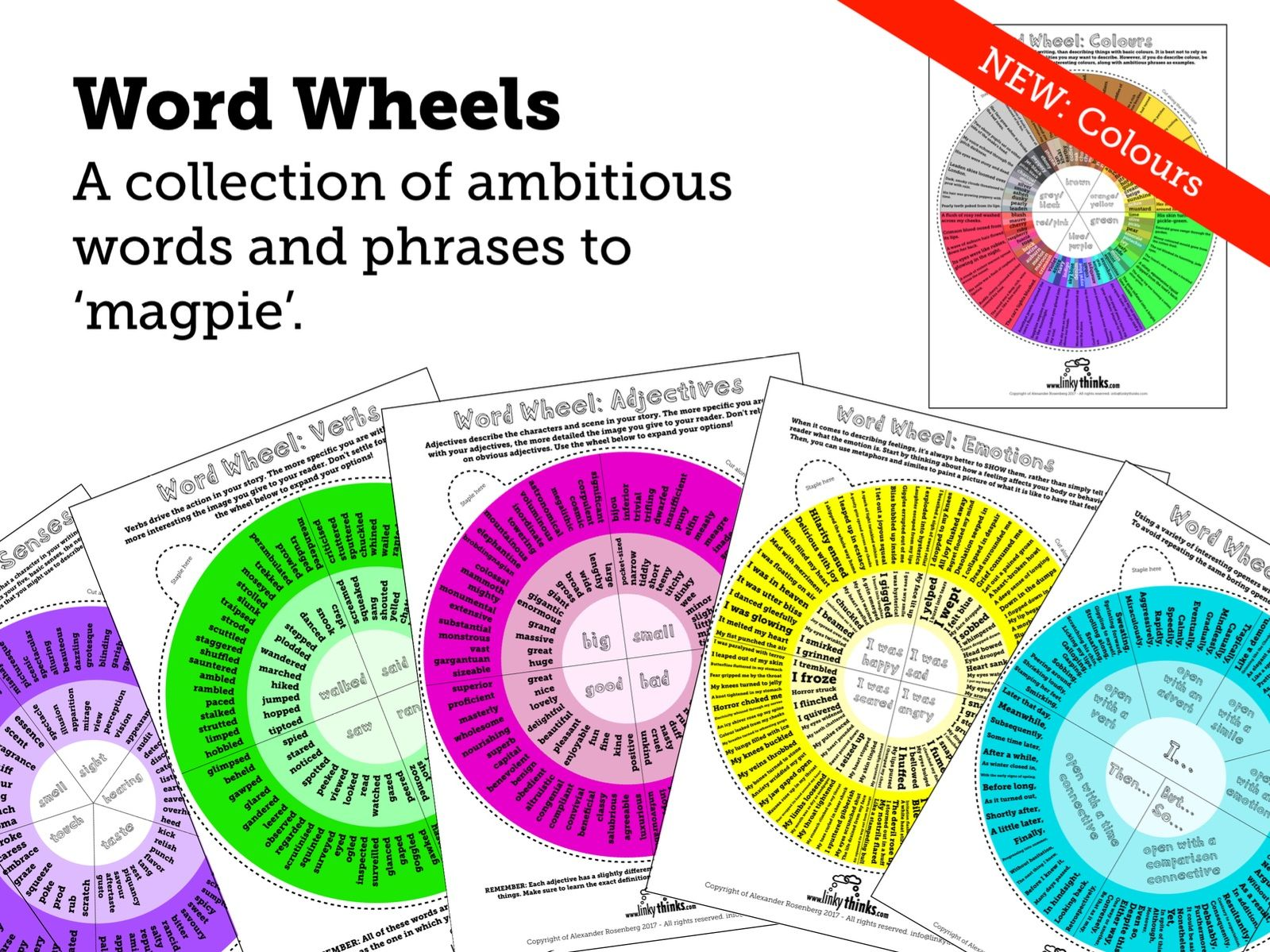 Word Wheel Bundle