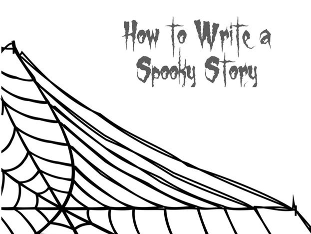 Children's Guide to Writing Spooky Stories - KS2/3
