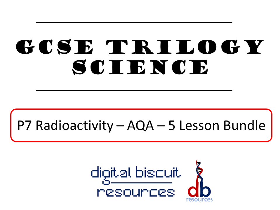 New AQA (2016) Physics P7 - Radioactivity