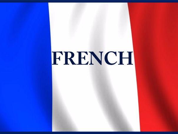 The French subject pronouns - les pronoms