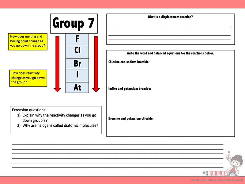 Dot and cross diagram questions and answers gallery how for Table group 6 questions