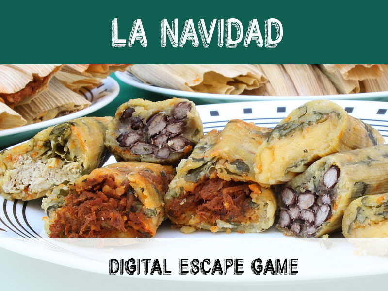 La Navidad - Digital Escape Game