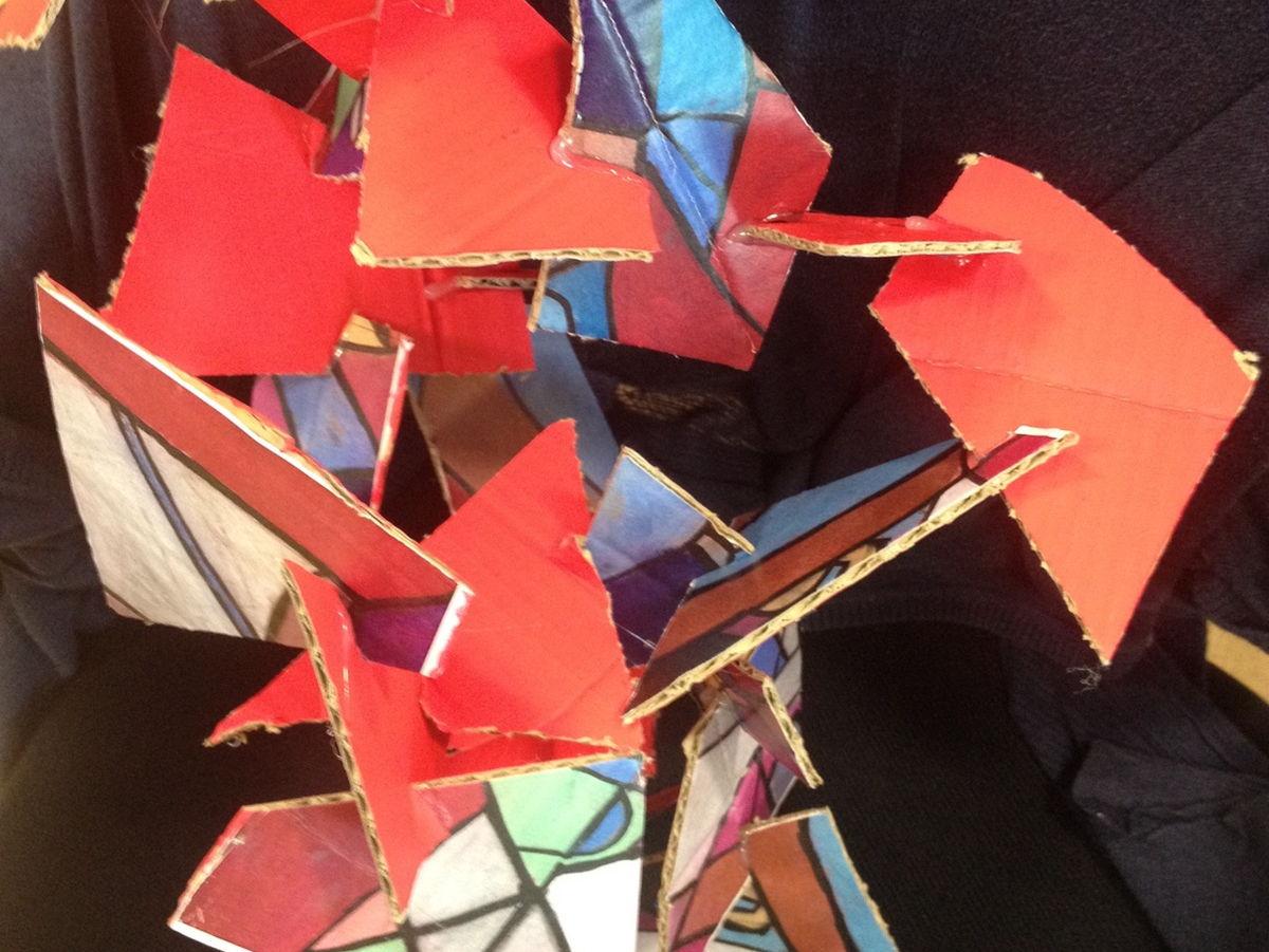 Cubism and Diagnostic project