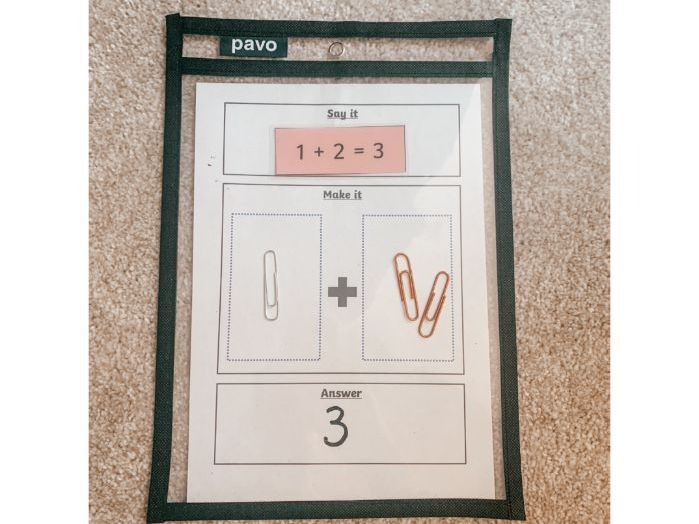 Addition and Subtraction Boards
