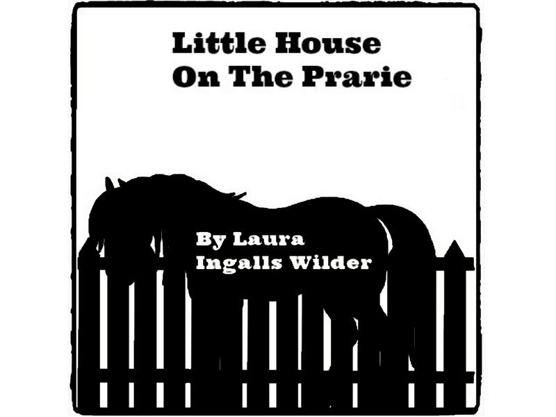 Little House On The Prairie - (Reed Novel Studies)
