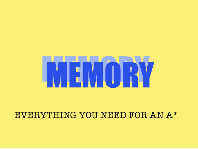 Memory- AQA A Level Psychology