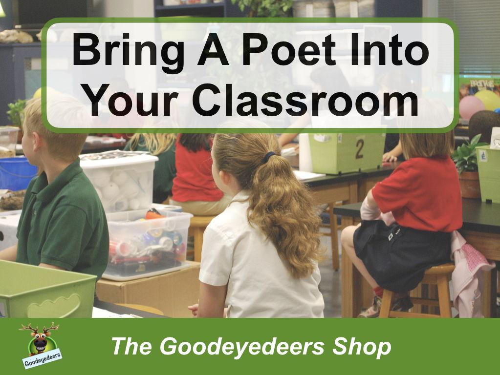 Primary Poetry Workshops for KS2