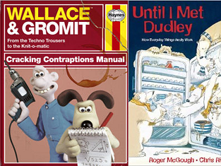 Explanatory Texts (4 weeks) unit based on Cracking Contraptions & Until I Met Dudley