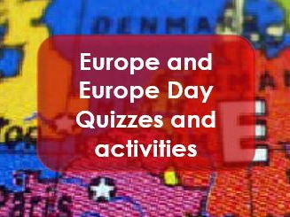Tutor Time: Citizenship: Europe and Europe Day 2017 (Bundle)