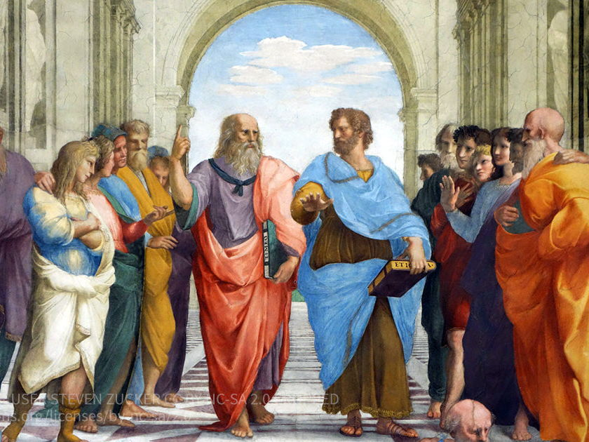 Resources Package on Plato & Aristotle (A Level AQA Religious Studies)