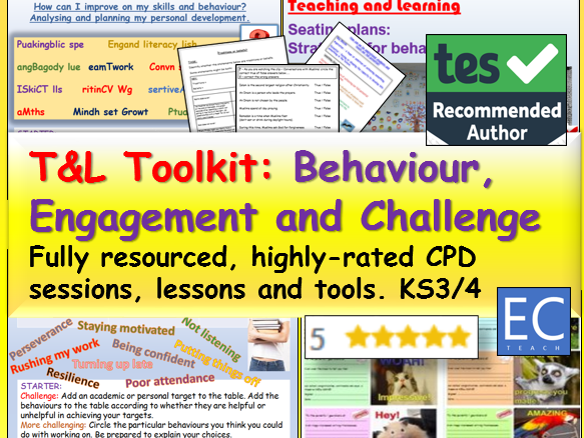 Teaching, Learning and Behaviour Toolkit
