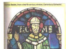 Thomas Becket  (1118-1173)