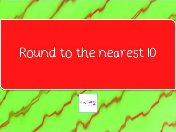 2. Round to the nearest 100 lesson pack (Y4 NPV)