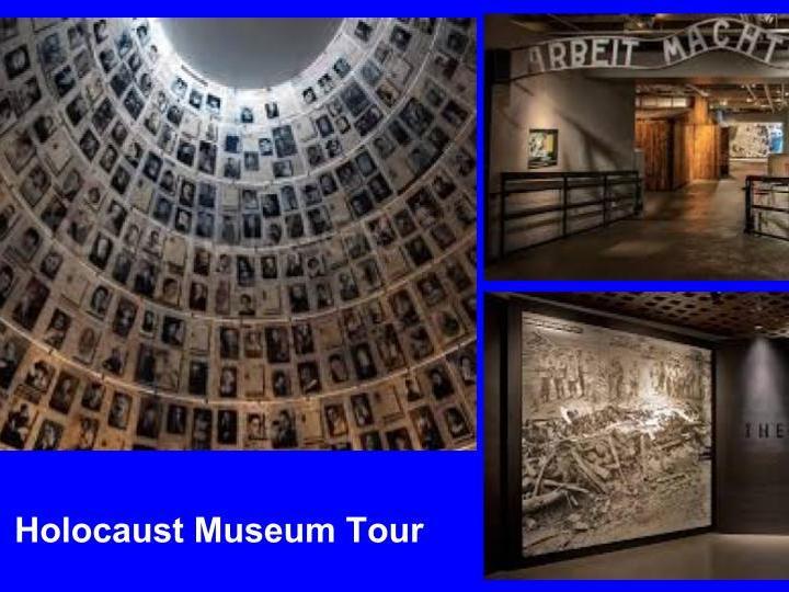Virtual Reality Tour of the Holocaust Museum #GoogleExpeditions #Google Cardboard