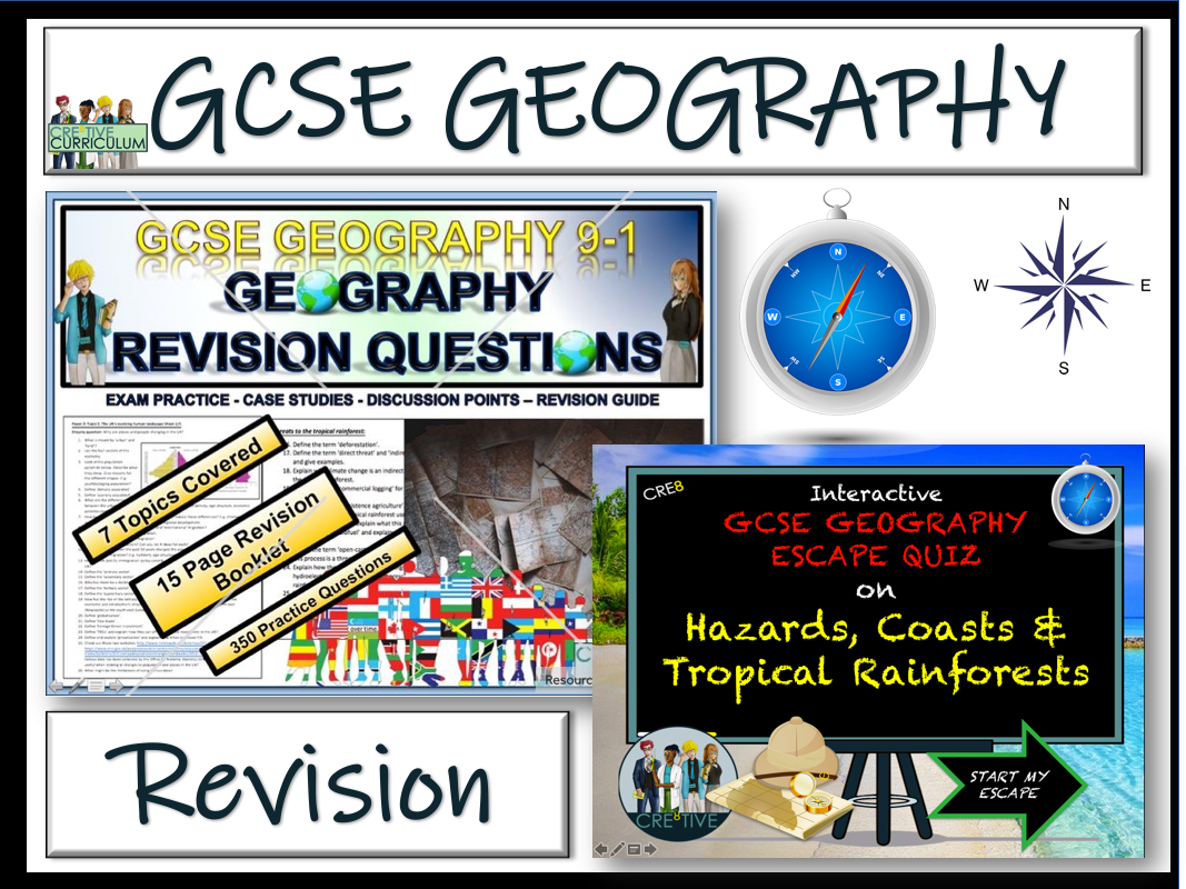 Geography GCSE Revision Pack