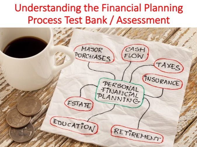 Test Bank for Understanding the Financial Planning Process Topic