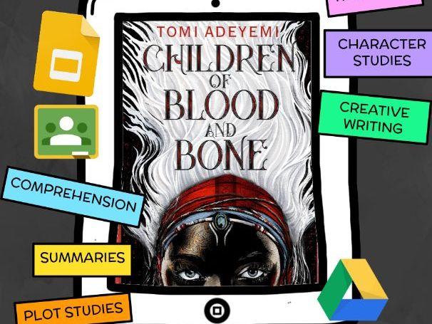 Children of Blood and Bone Novel Study