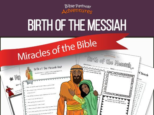 Bible Miracles: Birth of the Messiah