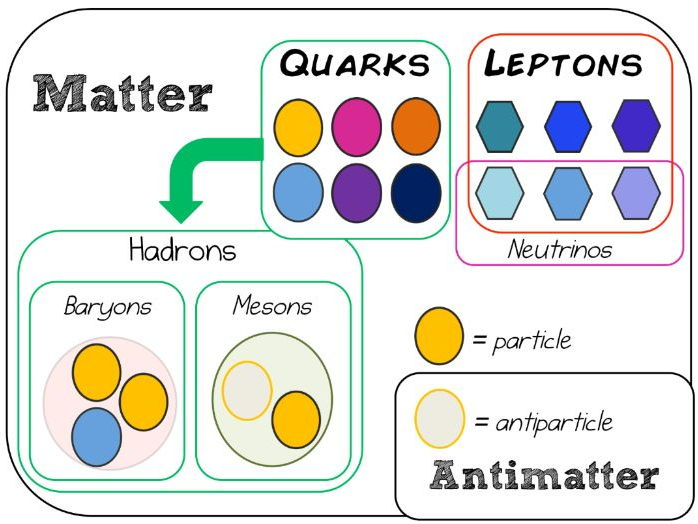 Particle Physics Displays and Presentations - Particle Zoo, Feynman Diagrams and Conservation Rules