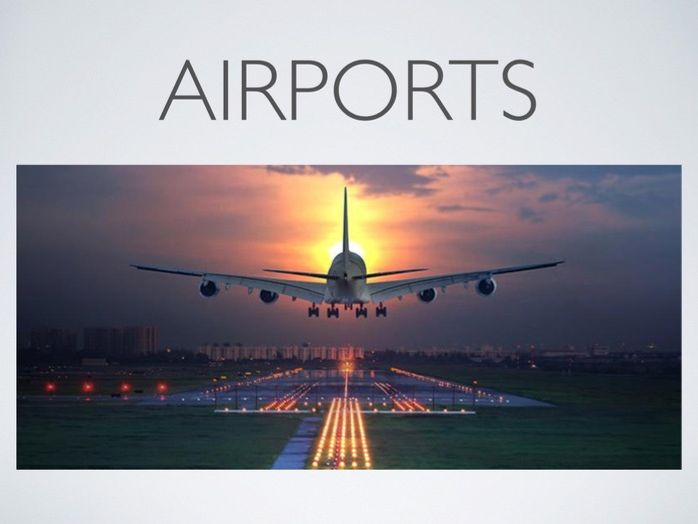 Airports Project