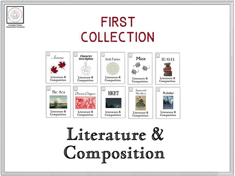 Literature & Composition, First Collection