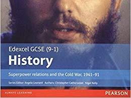 Edexcel GCSE History - Cold War - Key Topic 2 - 7 Publisher Worksheets!!