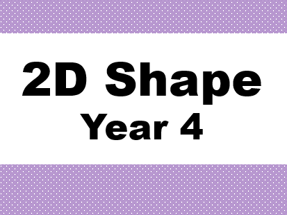 2D Shape Lesson Plan: Differentiated and Practical