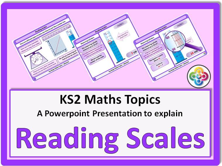 Reading Scales KS2