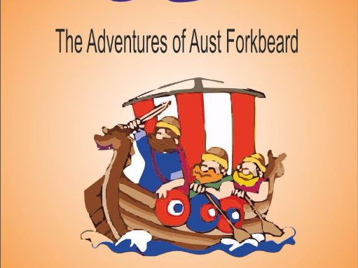Aust Forkbeard the VIKING - The Raid on Lindisfarne - Play for KS2 -