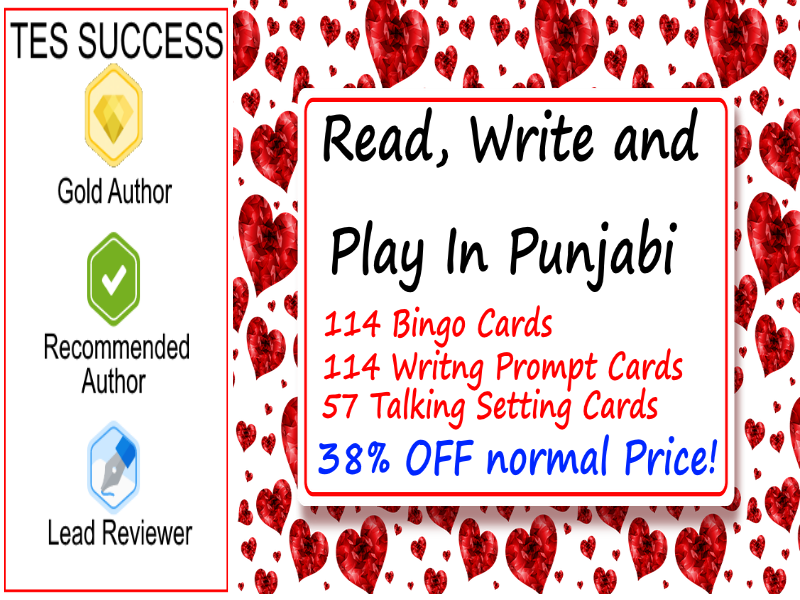 Learn Punjabi The Fun Way! Bundle