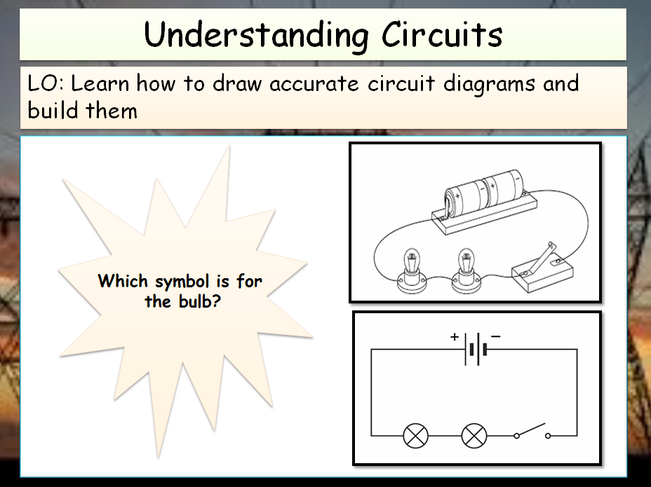 KS3 (Electricity unit) - Series Circuits