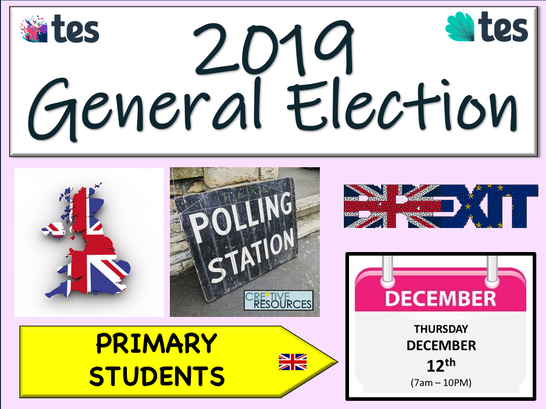 Primary - General Election 2019 - Politics
