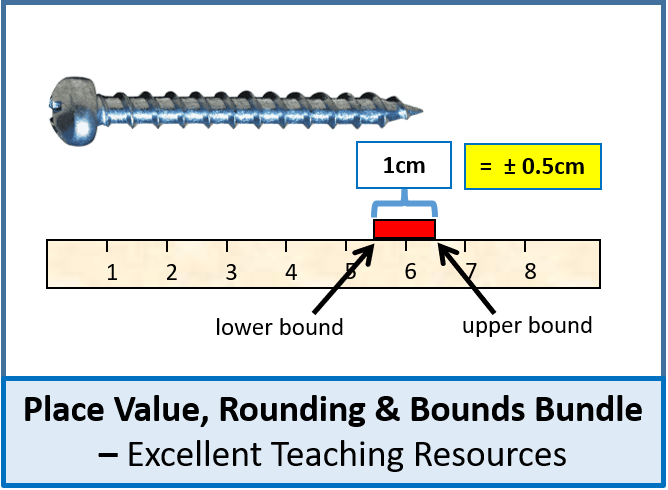 Number: Place Value, Rounding, Estimation and Bounds BUNDLE (7 Lessons) - ideal for years 7 - 11