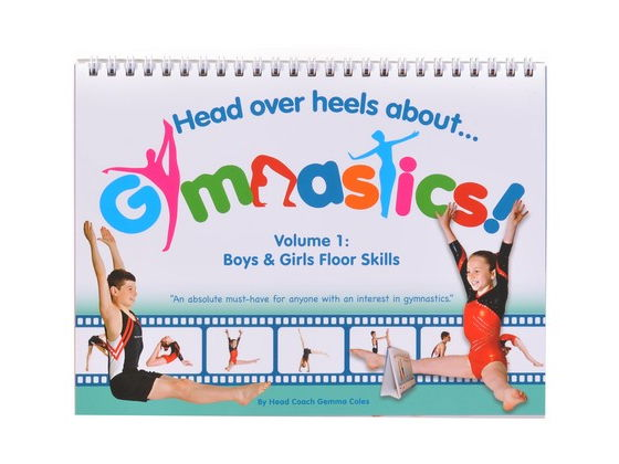 Head Over Heels Gymnastics Skills Bundle