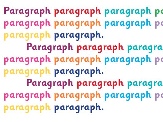 GCSE Literature Paragraph Structure Desk Reference - 'PETER'