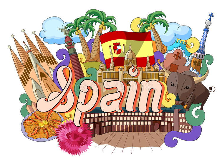 España, Spanish culture, curiosities and quiz